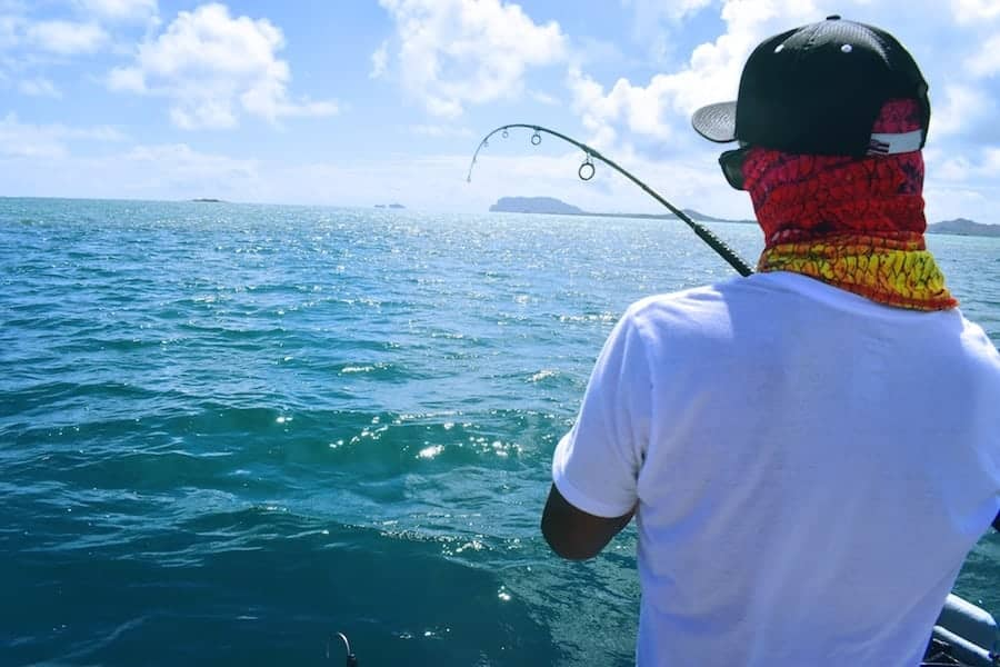 How to set fishing reel drag correctly