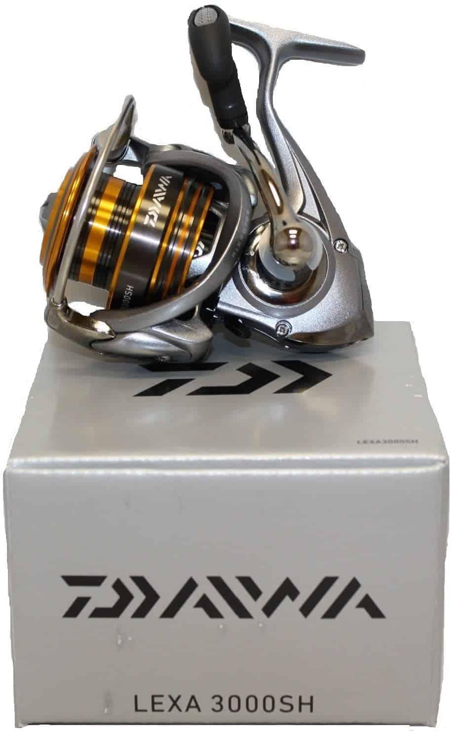 DAIWA Lexa 4000SH Spinning Reel